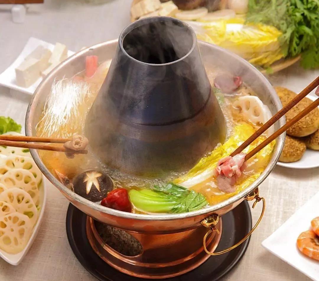 招牌铜火锅超值两人套餐